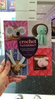 BEA16 051316 - Crochet Taxidermy